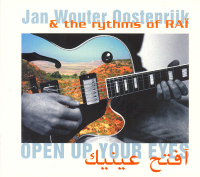 cd Open Up Your Eyes - Jan Wouter Oostenrijk